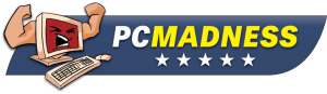 PC Madness Logo